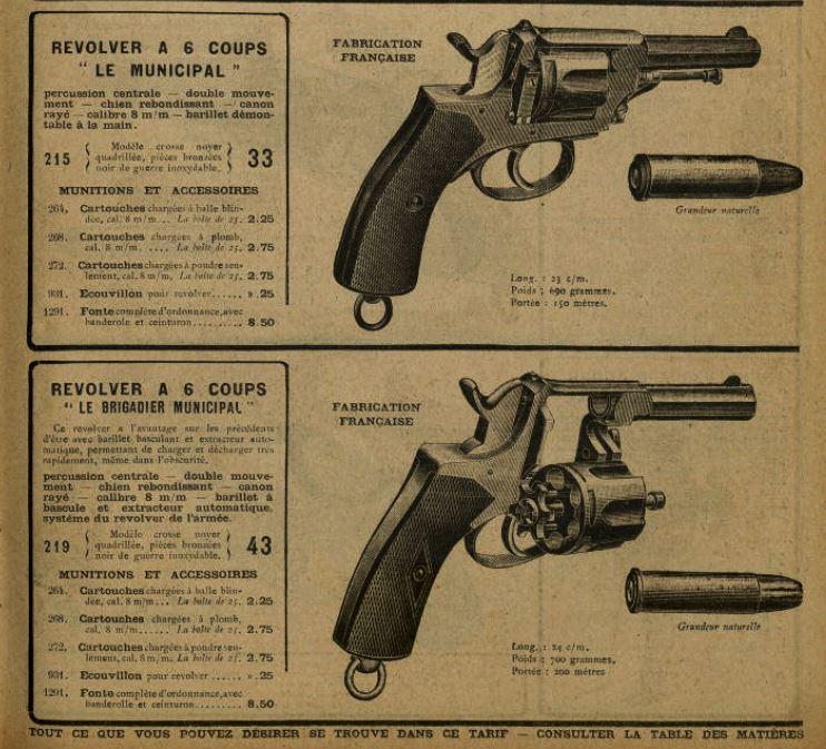 revolver 8mm agent Captur10