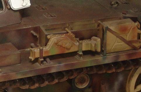 Cric de char allemand Panzer14