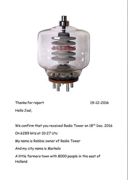 eQSL de R.TOWER Radiot10