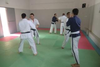 Stage de formation au niveau 1 de Kyusho-Jitsu à Théza le 14 octobre. Cimg9216