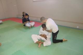 Stage de formation au niveau 1 de Kyusho-Jitsu à Théza le 14 octobre. Cimg9219