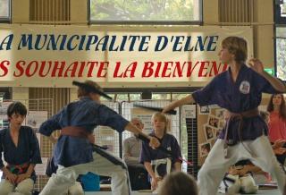 Forum des associations à Elne le 23/09/2012 Sanche10