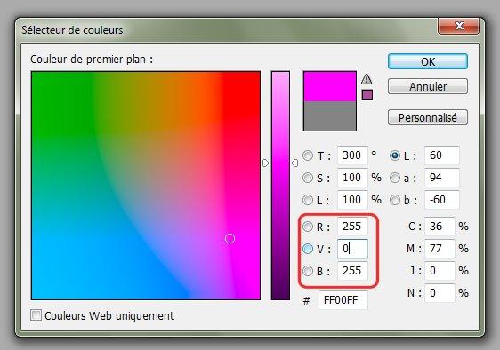[Débutant] Créez vos vêtements - Partie III - Créez avec Photoshop  Violet10