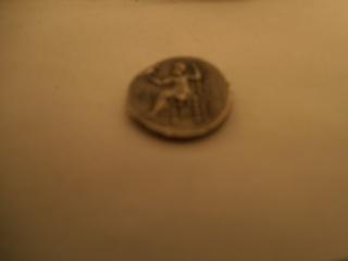 Ma petite tétradrachme d'Alexandre III le grand Pa160012