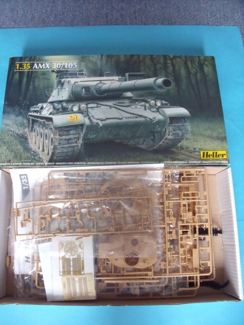 """AMX30 B"""" MENG"""" 1/35   le retour (enfin!) Dscf2910"""