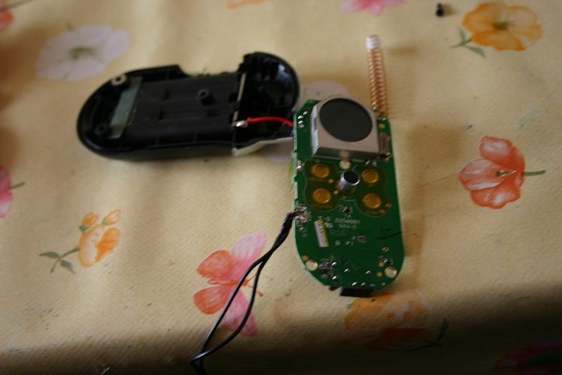 motorola t4 modification audio  Img_3513