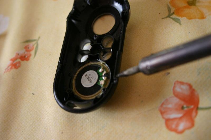 motorola t4 modification audio  Img_3514