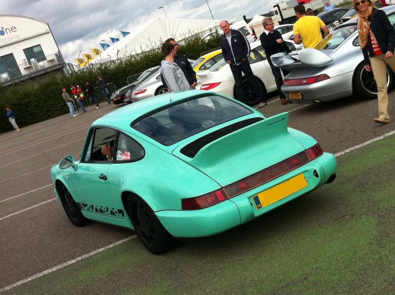 Porsche Luxembourg Experience Days 2012 964_c210
