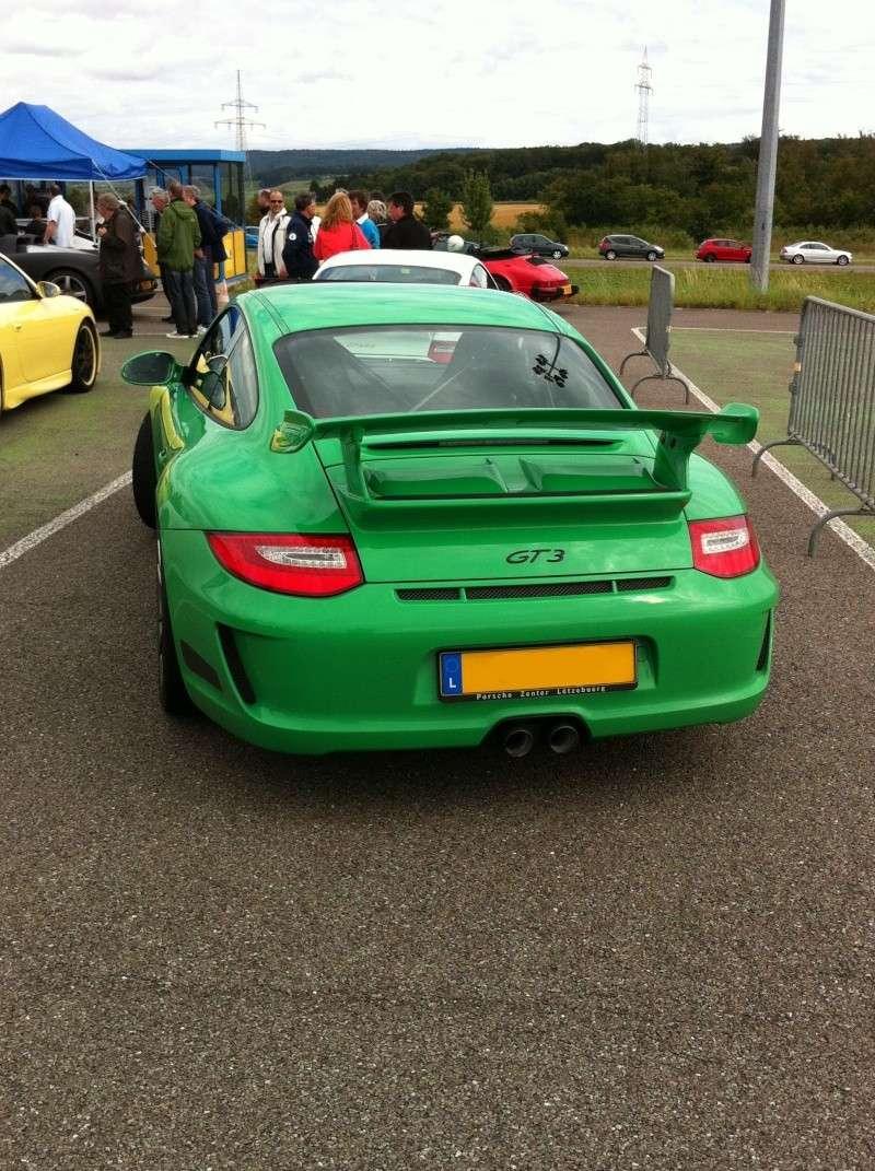 Porsche Luxembourg Experience Days 2012 997_gt11