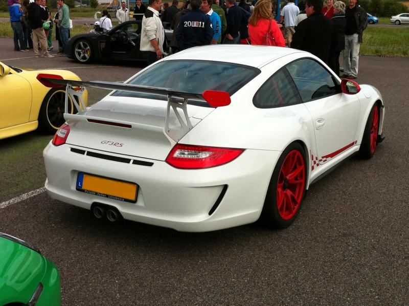 Porsche Luxembourg Experience Days 2012 997_gt12