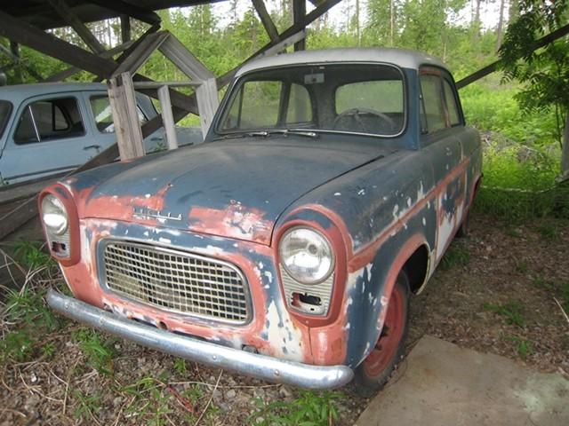 Auktion gamla bilar M06_fo10