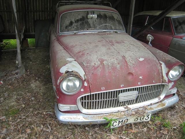 Auktion gamla bilar M21_op10