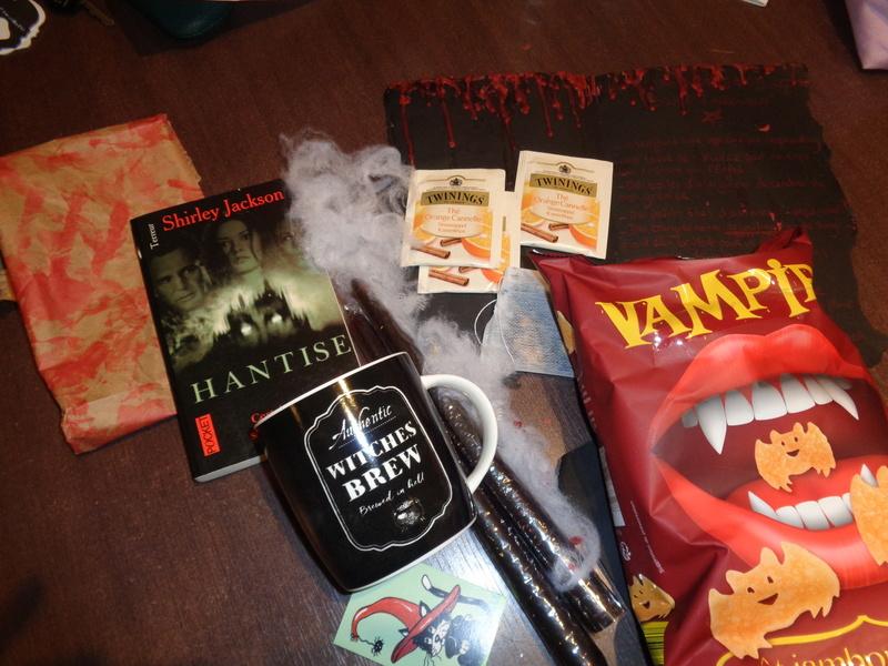 Photos - Mini Swap halloween party  [6/6 photos postées] Dsc00513