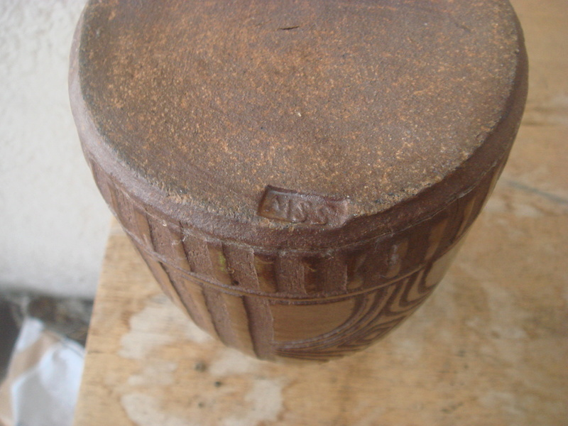 "Marked ""MSS""....Lovely Pot Copied14"