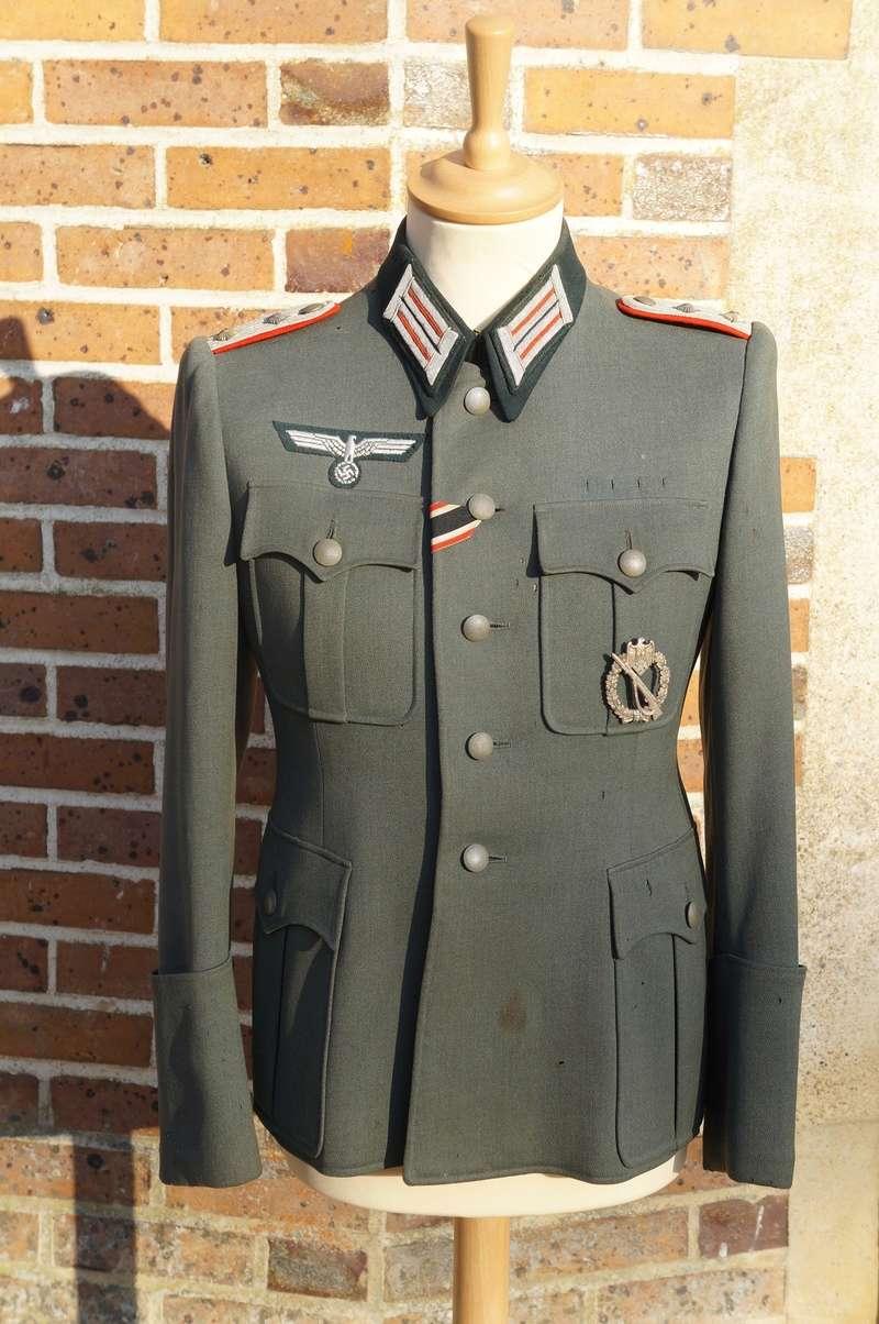 Quelques récentes rentrées, uniforme et baïonnette K98 !  Dsc05121