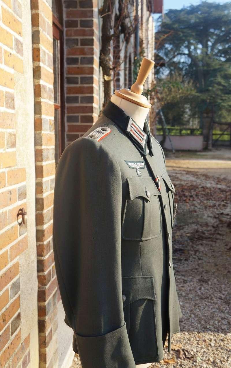 Quelques récentes rentrées, uniforme et baïonnette K98 !  Dsc05122