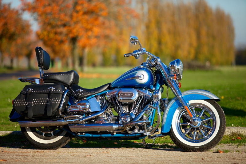 Softail HERITAGE - Page 3 22693911