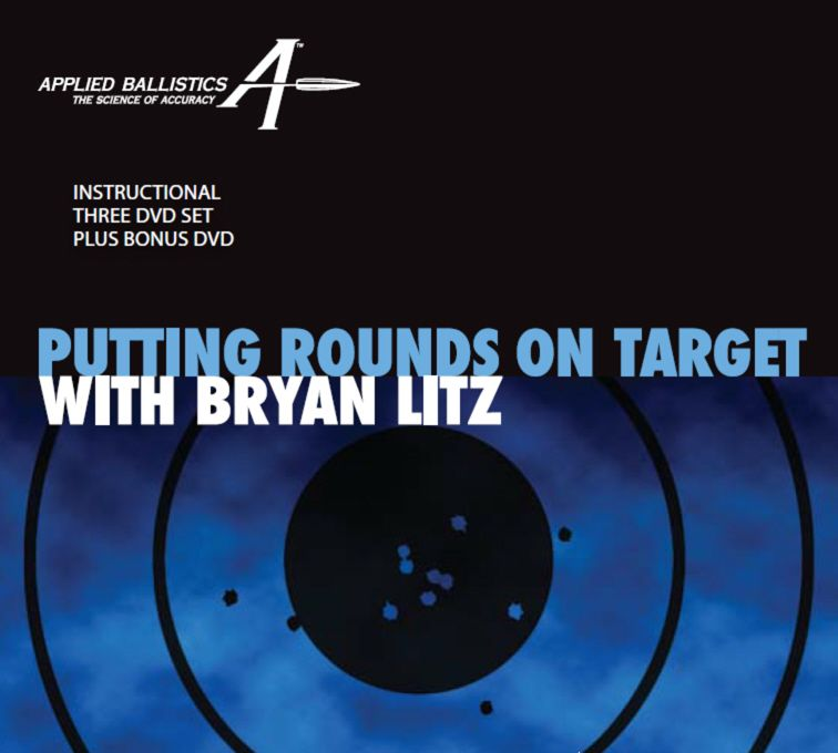 Putting Rounds on Target with Bryan LITZ  Dvd10