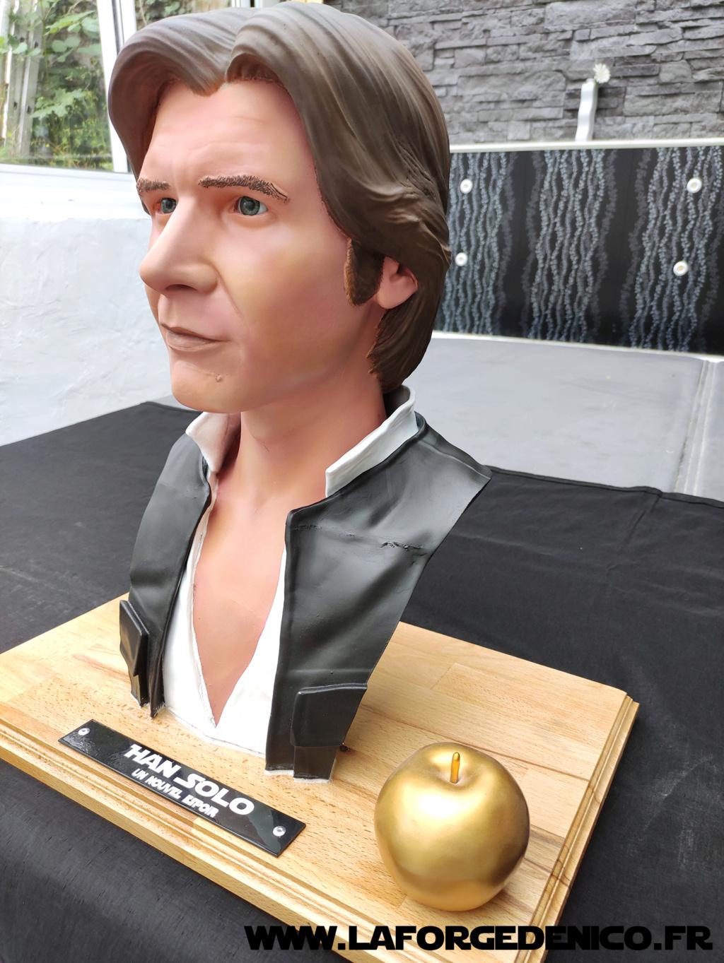 Buste Han Solo échelle 1 Img_2190