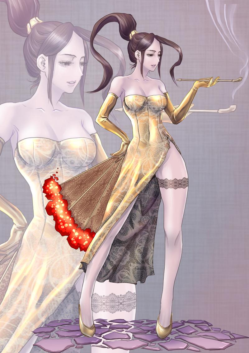 Final Fantasy VI(MC) Barb-e10