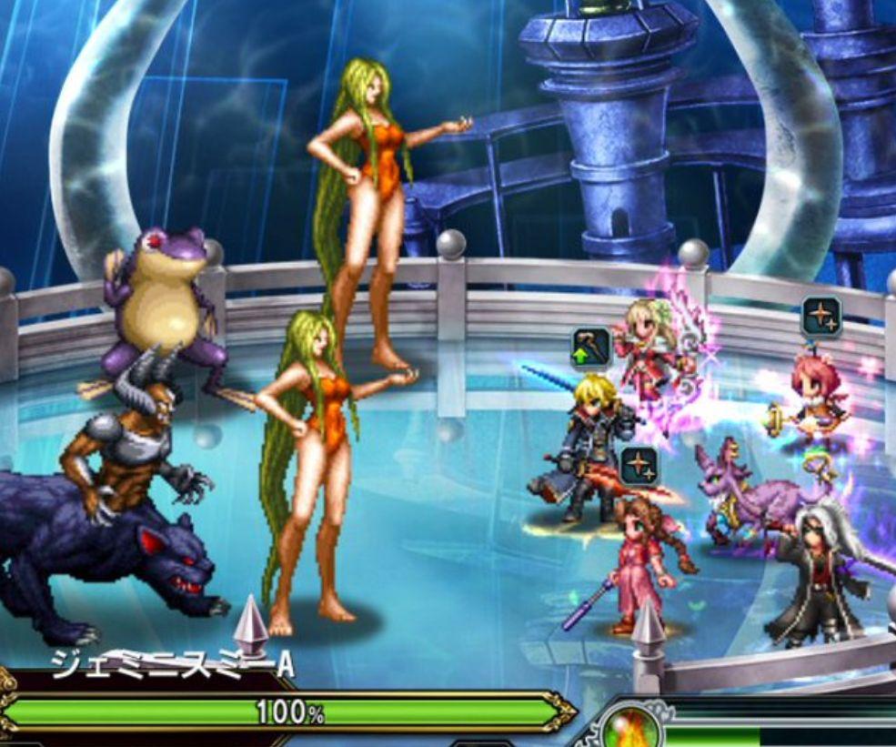 Final Fantasy Brave Exvius (iOS, Android) Jemnez10
