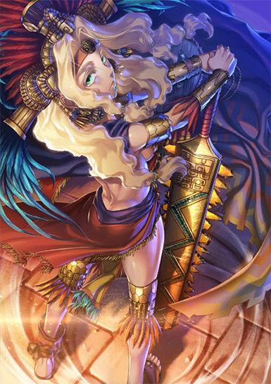 Fate/Grand Order - Page 3 Riderq11