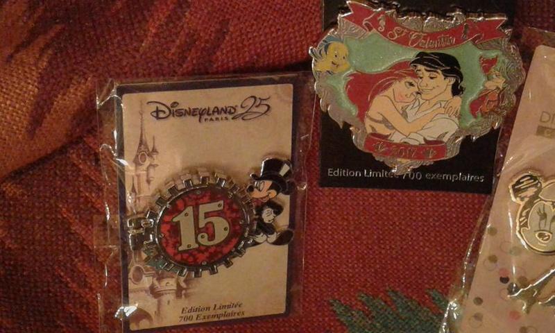 Le Pin Trading à Disneyland Paris - Page 37 16266110