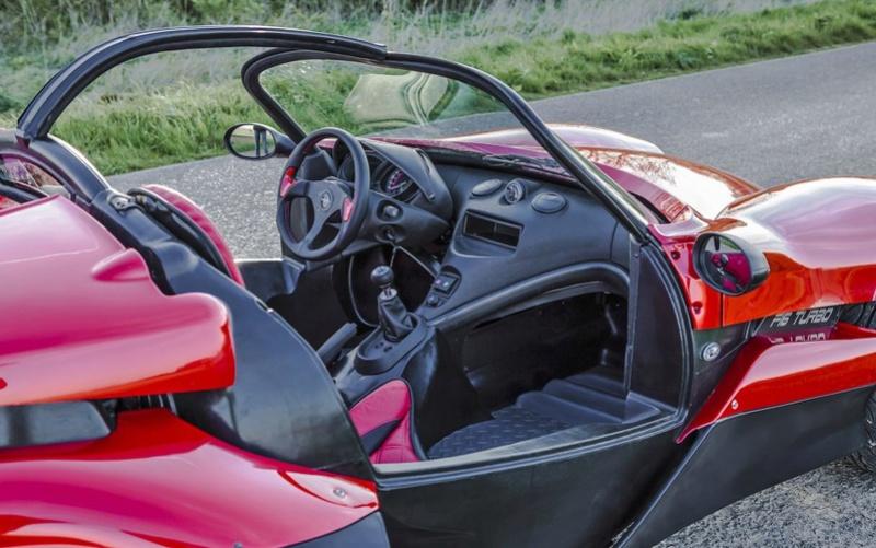 Le F16 TURBO par L'Automobile Magazine ! Amateu10