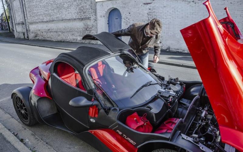 Le F16 TURBO par L'Automobile Magazine ! Les-po10