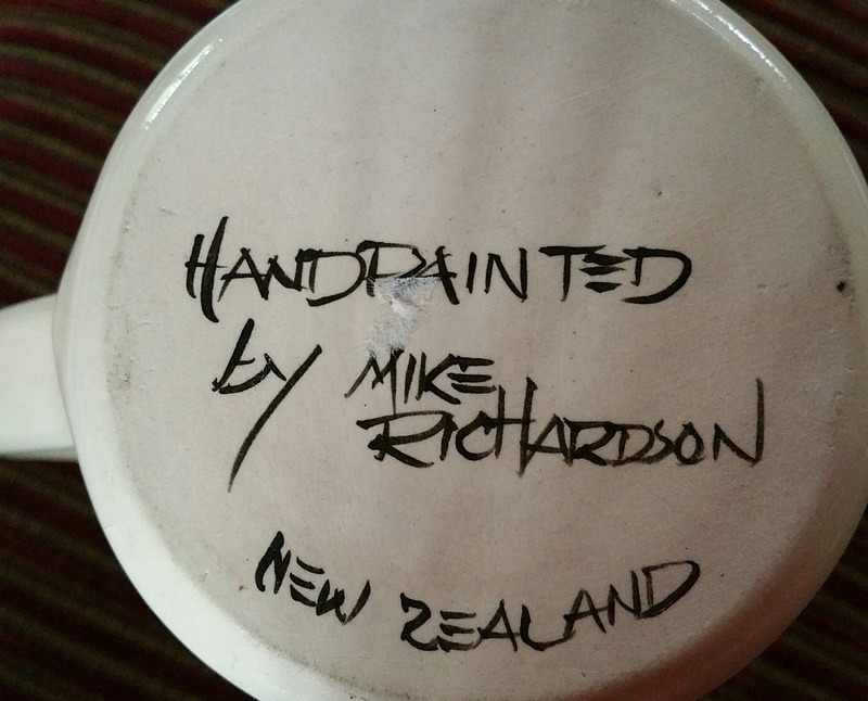 Mike Richardson 2016-110