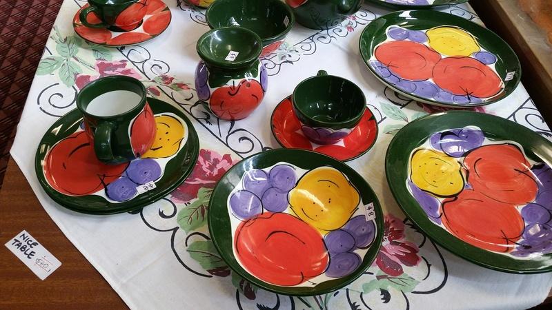 Petra - Petra ceramics.  Eden pattern  20161136