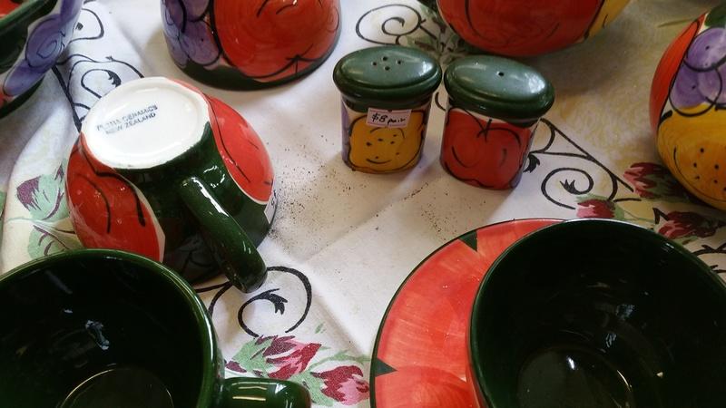 Petra ceramics.  Eden pattern  20161137