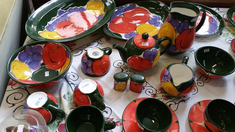 Petra ceramics.  Eden pattern  20161138