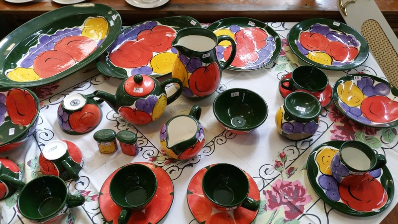 Petra ceramics.  Eden pattern  20161139