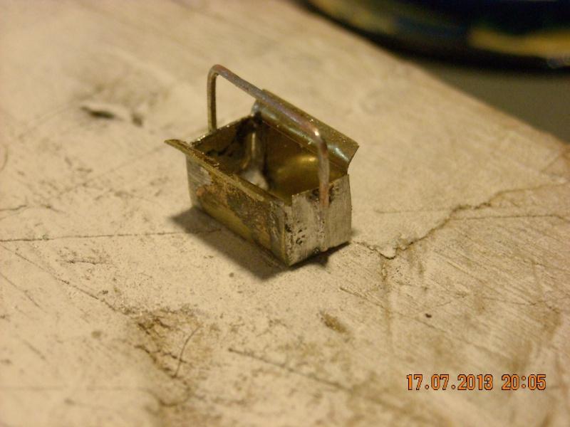 la Calypso di cousteau autocostruita su piani museo della marina parigi - Pagina 14 Immagi13