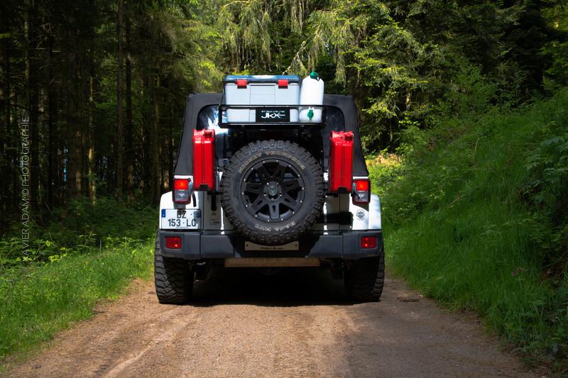 Mon Jeep a l'échelle 1/10  _dsc2410