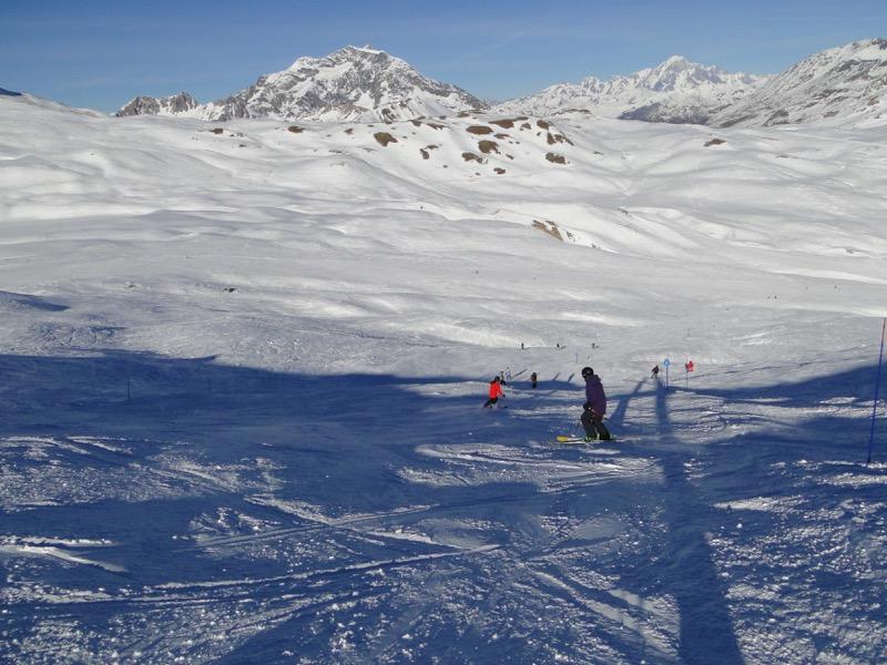 [Val d'Isère] Données sur les pistes Dsc05117