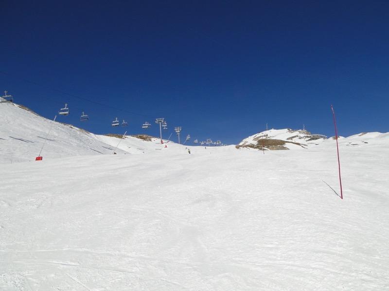 [Val d'Isère] Données sur les pistes Dsc05118
