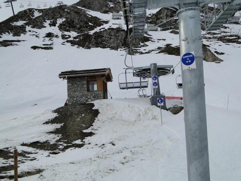 [EK] 2016 : Construction du Télésiège des Almes - Tignes Dsc05135