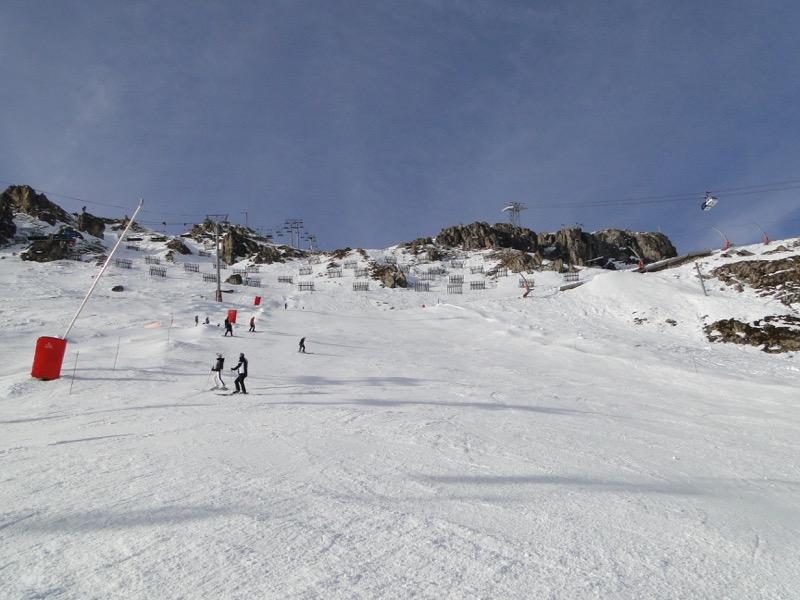[Val d'Isère] Données sur les pistes Dsc05145