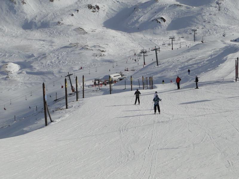 [Val d'Isère] Données sur les pistes Dsc05147