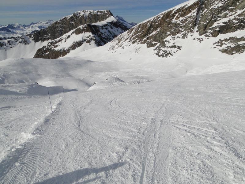 [Val d'Isère] Données sur les pistes Dsc05149