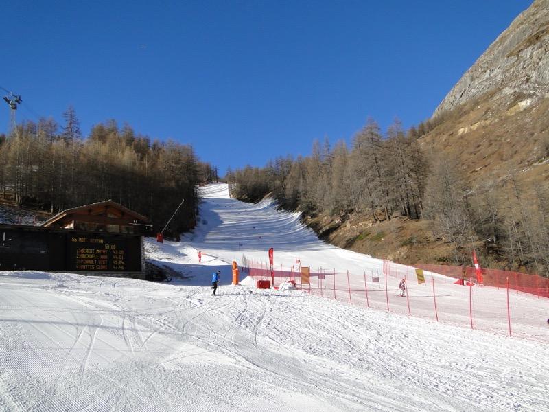 [Val d'Isère] Données sur les pistes Dsc05150