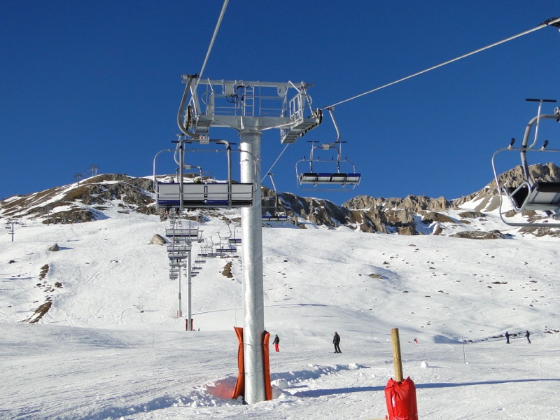 [EK] 2016 : Construction du Télésiège des Almes - Tignes Dsc05210