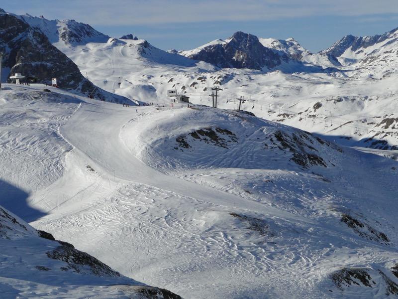 [Val d'Isère] Données sur les pistes Dsc05237