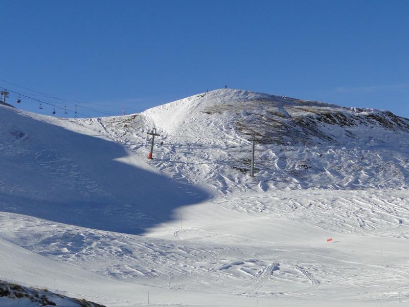[Val d'Isère] Données sur les pistes Dsc05238