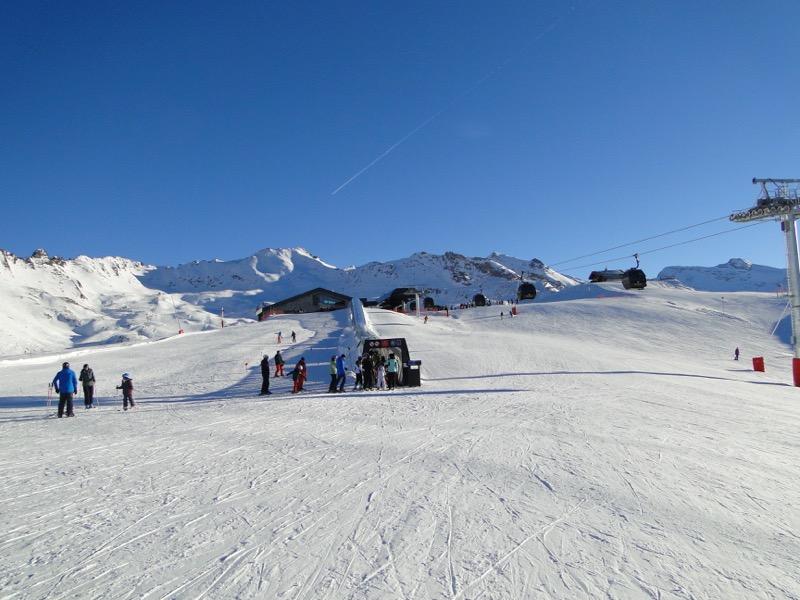 [Val d'Isère] Données sur les pistes Dsc05240