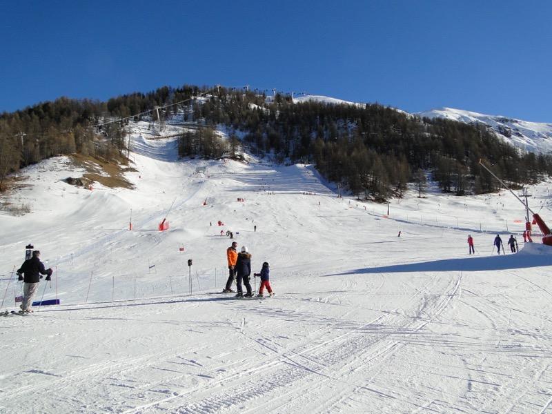 [Val d'Isère] Données sur les pistes Dsc05255