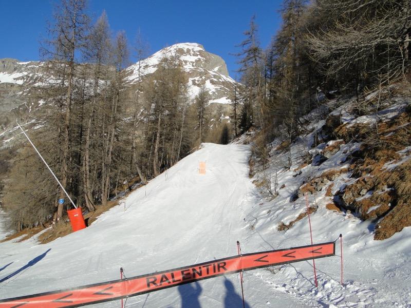 [Val d'Isère] Données sur les pistes Dsc05256