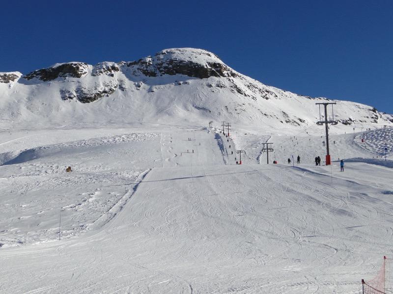 [Val d'Isère] Données sur les pistes Dsc05257